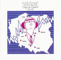 Cover Klaus Schulze - Dziękuję Poland