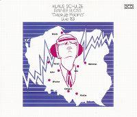 "Cover Klaus Schulze - ""Dziękuję Poland"" Live '83"