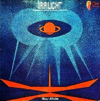 Cover Klaus Schulze - Irrlicht