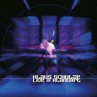 Cover Klaus Schulze - Live @ Klangart