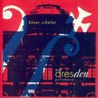 Cover Klaus Schulze - The Dresden Performance