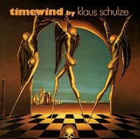 Cover Klaus Schulze - Timewind