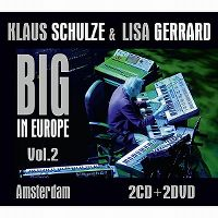 Cover Klaus Schulze & Lisa Gerrard - Big In Europe Vol. 2 - Amsterdam