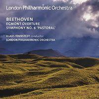 Cover Klaus Tennstedt / London Philharmonic Orchestra - Beethoven: Egmont Overture - Symphony No. 6 'Pastoral'