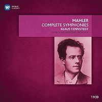 Cover Klaus Tennstedt / London Philharmonic Orchestra - Mahler: Complete Symphonies