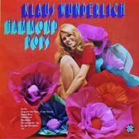 Cover Klaus Wunderlich - Hammondpops