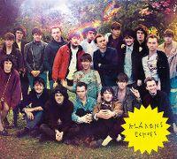 Cover Klaxons - Echoes