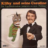 Cover Kliby - Kliby und seine Caroline