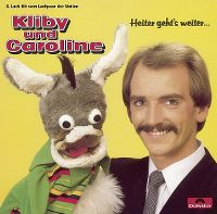 Cover Kliby und Caroline - Heiter geht's weiter...