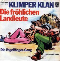Cover Klimper Klan - Die fröhlichen Landleute