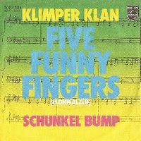 Cover Klimper Klan - Five Funny Fingers (Flohwalzer)