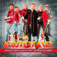 Cover Klostertaler - Abschied kann ein Anfang sein