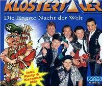Cover Klostertaler - Die längste Nacht der Welt