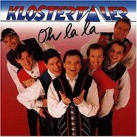 Cover Klostertaler - Oh la la
