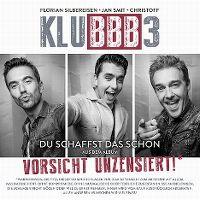 Cover KLUBBB3 - Du schaffst das schon