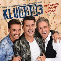 Cover KLUBBB3 - Het leven danst sirtaki