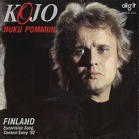 Cover Kojo - Nuku pommiin