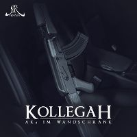 Cover Kollegah - AKs im Wandschrank