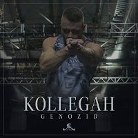 Cover Kollegah - Genozid