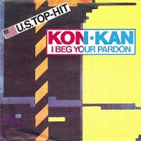 Cover Kon Kan - I Beg Your Pardon
