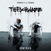 Cover Kontra K feat. Samra - Tiefschwarz