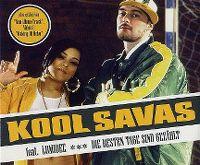 Cover Kool Savas feat. Lumidee - Die besten Tage sind gezählt