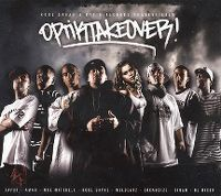 Cover Kool Savas & Optik Records - Optik Takeover!