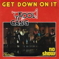 Cover Kool & The Gang - Get Down On It