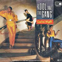 Cover Kool & The Gang - Ladies' Night
