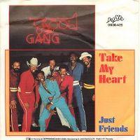 Cover Kool & The Gang - Take My Heart