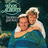 Cover Koos Alberts - Het leven gaat door