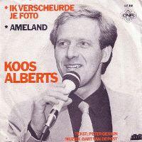 Cover Koos Alberts - Ik verscheurde je foto