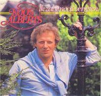 Cover Koos Alberts - Ik zal je nooit vergeten