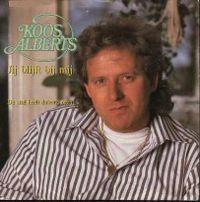 Cover Koos Alberts - Jij blijft bij mij
