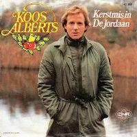 Cover Koos Alberts - Waarom ben ik met Kerstmis zo alleen