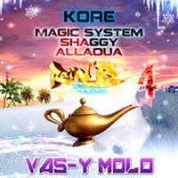Cover Kore feat. Magic System, Shaggy & Allaoua - Vas-y molo