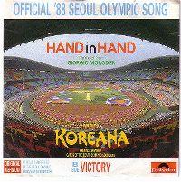 Cover Koreana - Hand In Hand