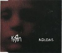 Cover Korn - A.D.I.D.A.S.