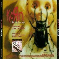 Cover Korn - Blind