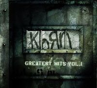 Cover Korn - Greatest Hits Vol. 1