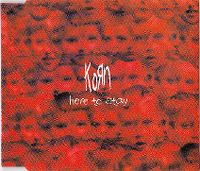 Cover Korn - Here To Stay