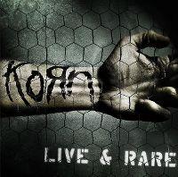 Cover Korn - Live & Rare