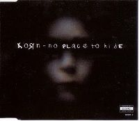 Cover Korn - No Place To Hide