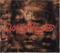 Cover Korn - Thoughtless