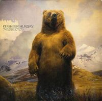 Cover Kosheen - Hungry