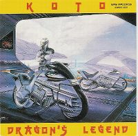 Cover Koto - Dragon's Legend