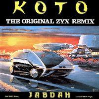 Cover Koto - Jabdah