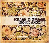 Cover Kraak & Smaak - Boogie Angst