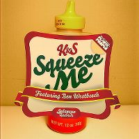 Cover Kraak & Smaak feat. Ben Westbeech - Squeeze Me