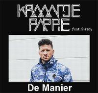 Cover Kraantje Pappie feat. Bizzey - De manier